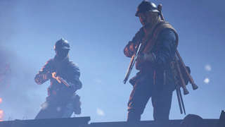 It's Easier To See Enemies On Fire At Night In Nivelle Nights - Battlefield 1 Gameplay