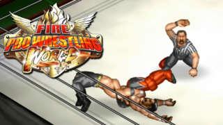 Fire Pro Wrestling World - Announcement Trailer