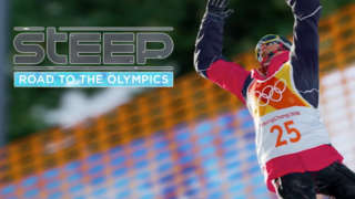 Steep: Road to the Olympics Expansion - Premiere Trailer