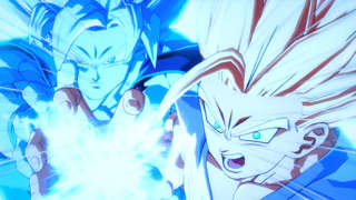 7 Minutes of New Dragon Ball FighterZ Gameplay