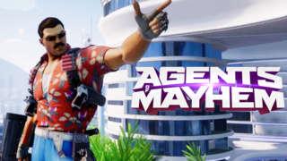 Agents of Mayhem - Magnum Sized Action Trailer
