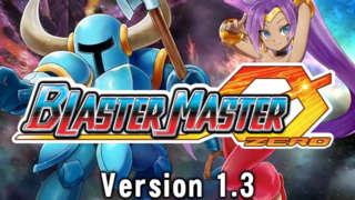Blaster Master Zero - Official Version 1.3 Update Trailer