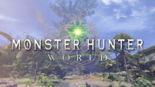 Monster Hunter: World - 23 Minutes Ancient Forest Hunting Gameplay