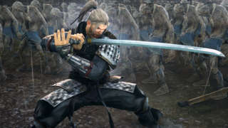William From Nioh Is A Natural Fit For Warriors All-Stars
