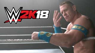 WWE 2K18 - Cena (Nuff) Edition Reveal Trailer