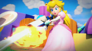 It All Comes Down To The Last Shot In Mario + Rabbids: Kingdom Battle