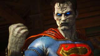Injustice 2 - Bizarro Superman Premiere Skin Gameplay