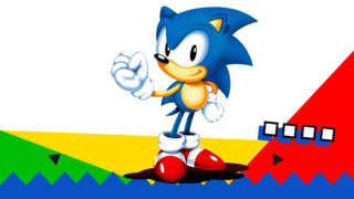 Sonic Mania Bonus, Special, Time Attack Modes In Action Gameplay