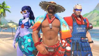 Every New Overwatch Summer Skin, Emote, & Highlight Intro