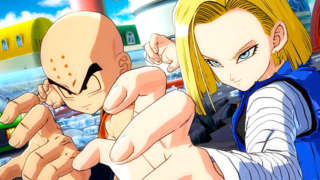 Full Match With New Dragon Ball FighterZ Characters