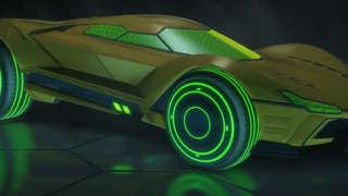 Rocket League - Nintendo Switch Battle-Cars Trailer
