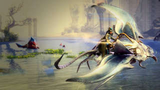 Guild Wars 2: Path of Fire - Mounts Developer Diary