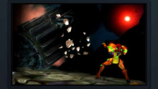 Metroid: Samus Returns Chase Sequence Gameplay