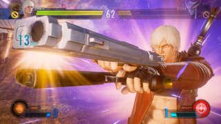 Marvel vs. Capcom: Infinite - Dante/Dormammu vs. Jedah/Strider Full Match Gameplay