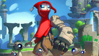 Hob - 20 Minutes Of Exploration Gameplay