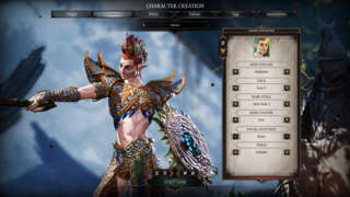 7 Minutes With Divinity: Original Sin 2's Character Creator