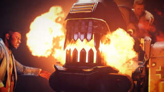 28 Minutes Of Wolfenstein 2: The New Colossus In New Orleans Gameplay