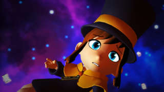First 9 Minutes Of A Hat In Time Gameplay