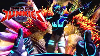 Space Junkies - Official VR Arcade Shooter Trailer