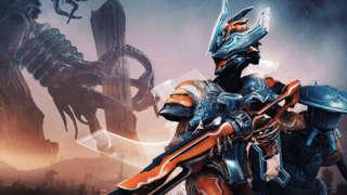 Warframe: Plains of Eidolon Opening Gameplay