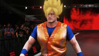 WWE 2K18 - Day 1 Community Created Wrestler Rumble