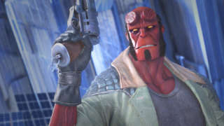 Injustice 2 - Hellboy's Intro Quotes With Every Character