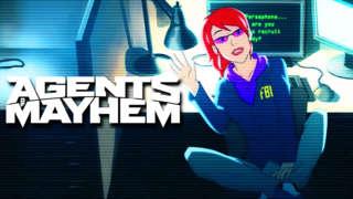 Agents of Mayhem - Kinzie Kensington: SAFEWORD DLC Trailer