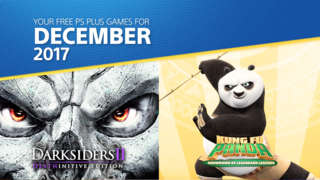 PlayStation Plus - Free PS4 Games Lineup December 2017
