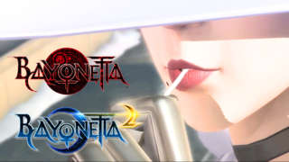 Bayonetta 1 And 2 for Nintendo Switch Trailer - The Game Awards 2017