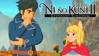 Ni no Kuni II: Revenant Kingdom - 25 Minutes Of New Demo Gameplay