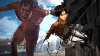 Attack on Titan 2 - Nintendo Switch Multiplayer Gameplay