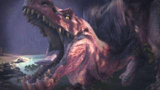 Monster Hunter World - 4K High Rank Anjanath Hunt