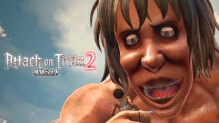 Attack On Titan 2 - Battle Gameplay Trailer