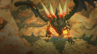 Ni No Kuni 2: Incineraptor Boss Fight Gameplay