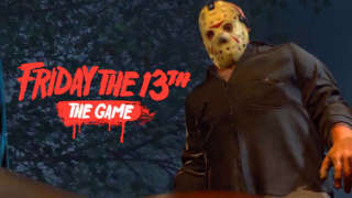 Friday The 13th: The Game - First Look At Single Player Challenges