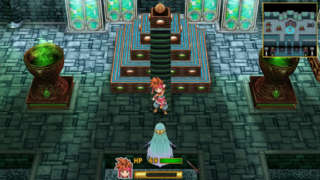 Exploring In Secret Of Mana Gameplay