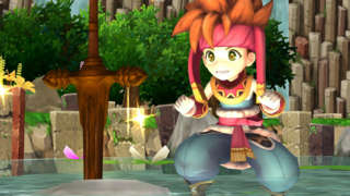 First 16 Minutes Of Secret Of Mana Gameplay