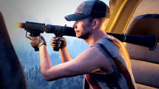 20 Minutes Of Air Assault With Far Cry 5's Choppers - Gameplay