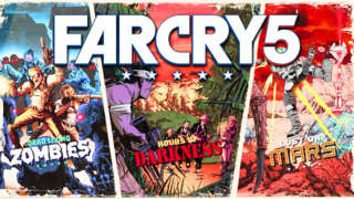 Far Cry 5 - Post Launch Season Pass DLC Trailer