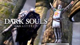 Dark Souls Remastered - Nintendo Switch Beta And Solaire Amiibo Trailer