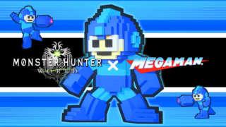 Monster Hunter: World - Mega Man Collaboration Gear Trailer