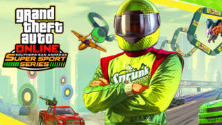 Grand Theft Auto 5 - Southern San Andreas Super Sports Series Trailer