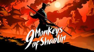 9 Monkeys Of Shaolin - Announcement Trailer