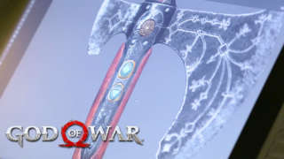 God of War Developer Diary - Kratos' New Weapon: The Leviathan Axe