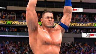 Simulating Wrestlemania 34's Biggest Match: John Cena Vs. The Undertaker