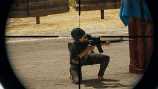 Getting A Multikill In PUBG's New War Mode