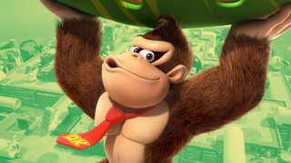 Mario + Rabbids - Perfect Midboss Run With Donkey Kong