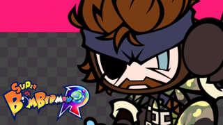 Super Bomberman R - Metal Gear Solid Character Update Trailer
