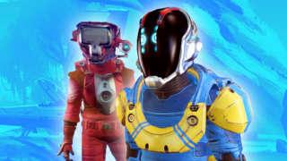 Co-Op Gameplay, No Man's Sky NEXT Update - Xbox One X