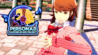 Persona 3: Dancing in Moonlight - Localization Announcement Trailer